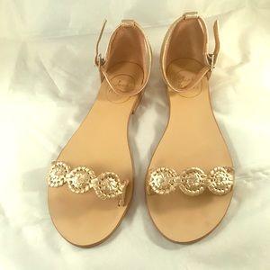 Jack Rogers Sandals Size 5M
